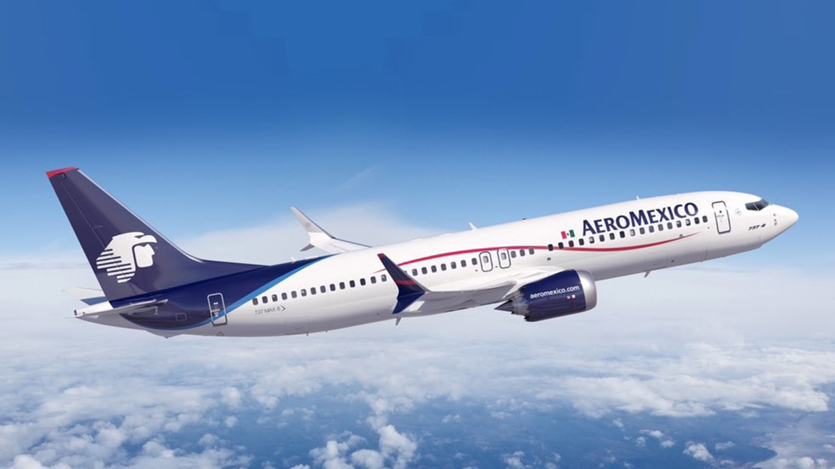 AEROMÉXICO RETOMA OPERACIONES BOEING 737 MAX 02