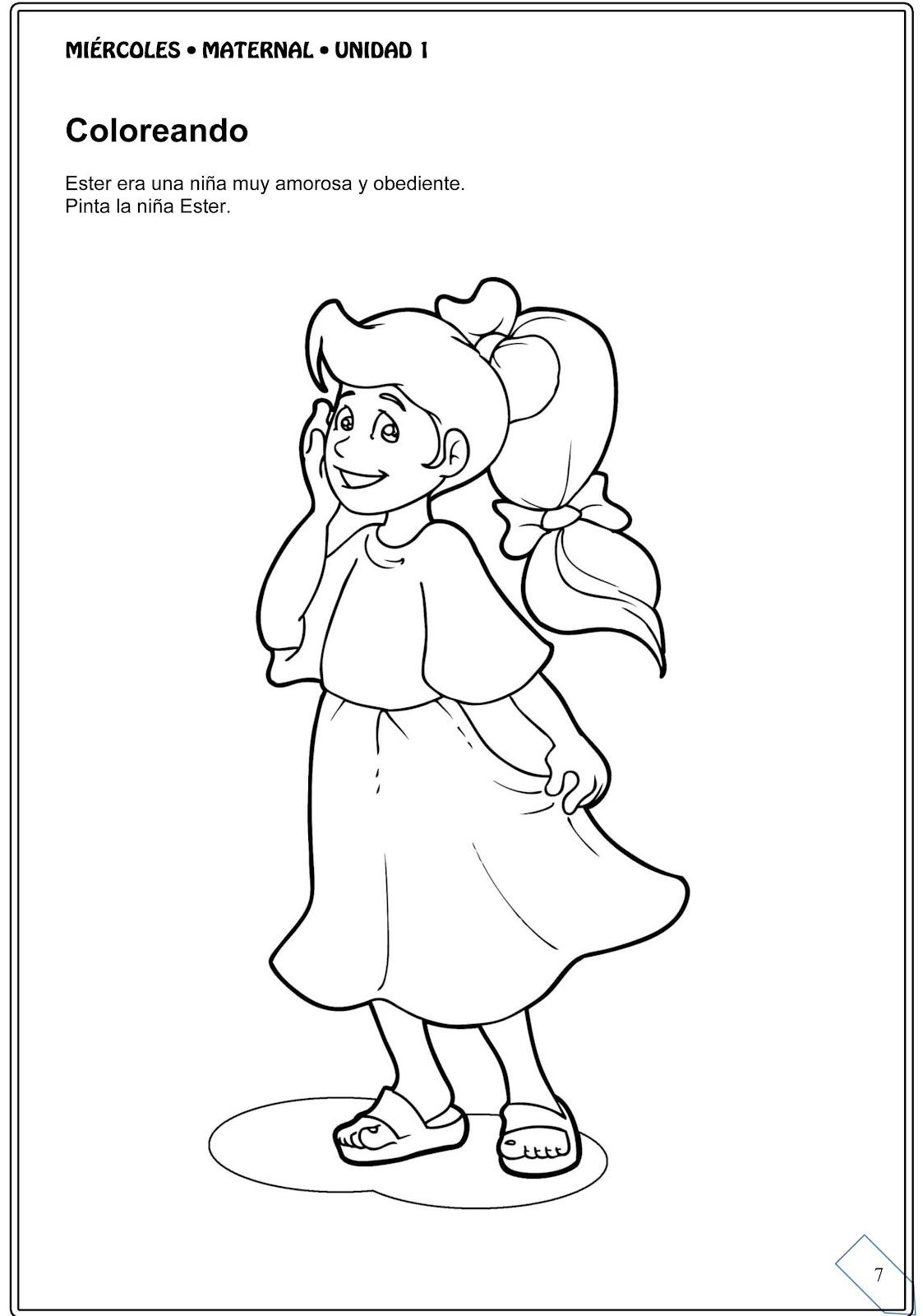 UNIDAD 1 ~ Escuelita Biblica Infantil
