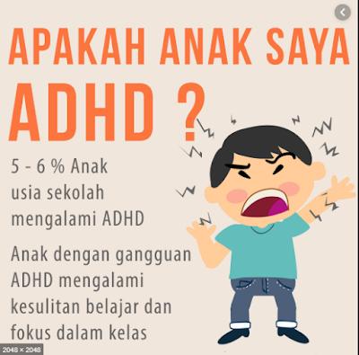 Cara Mengobati ADHD Secara Alami