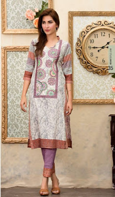 Batik new summer dresses designs for girls 2017