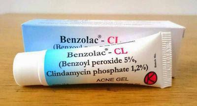 Harga Benzolac CL Untuk Jerawat Obat Oles yang Ampuh