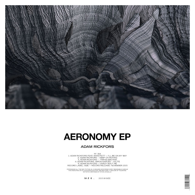 iLoveiTunesMusic.net Aeronomy%2B-%2BEP Adam Rickfors - Aeronomy - EP Adam Rickfors Dance/Electronic EP