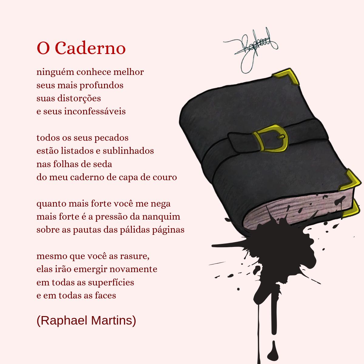 Poema que eu escrevi em uma oficina de poesia que participei. Tema: terror.