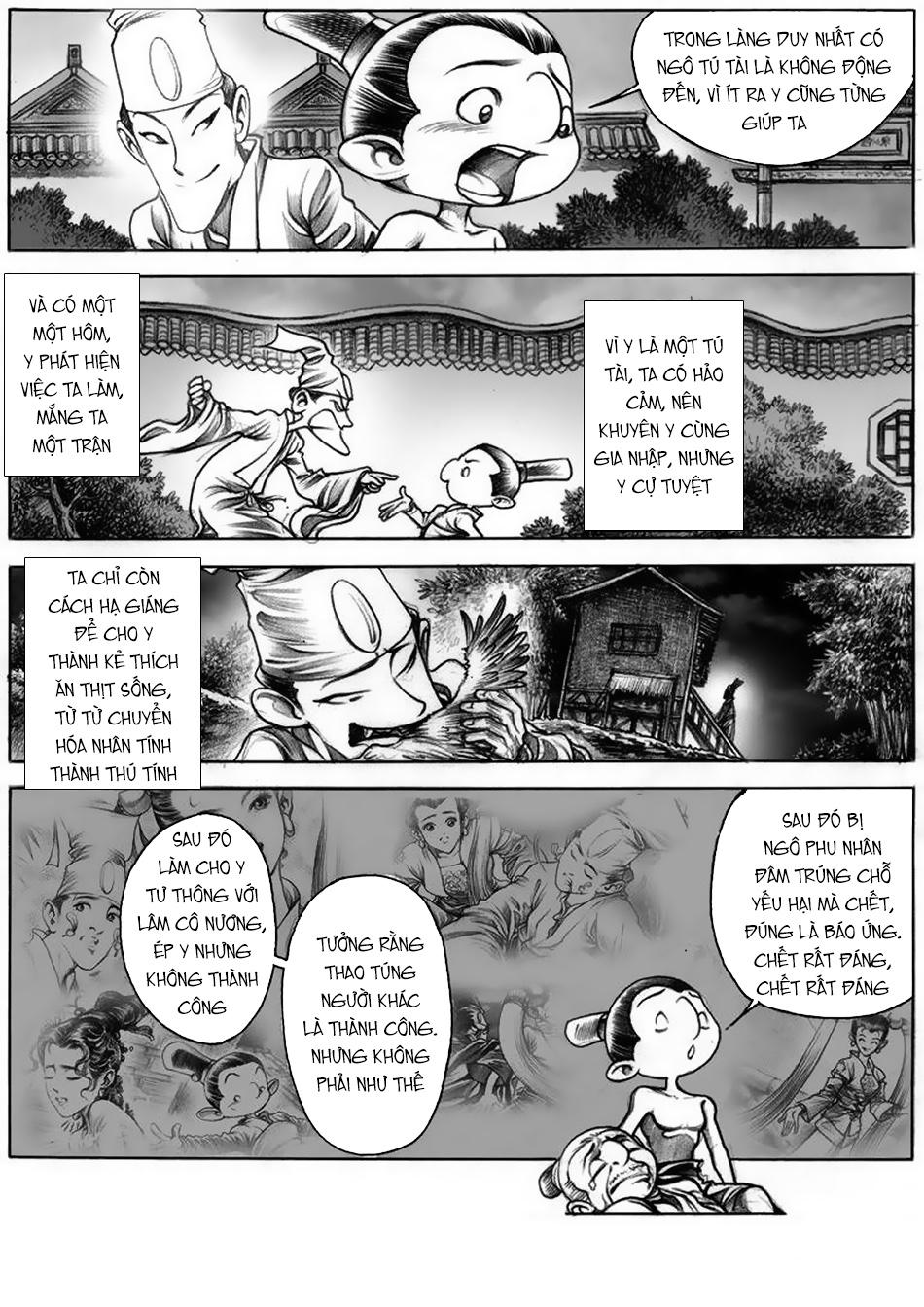 Chung Quỳ Truyền Kỳ Chap 14 - Next Chap 15