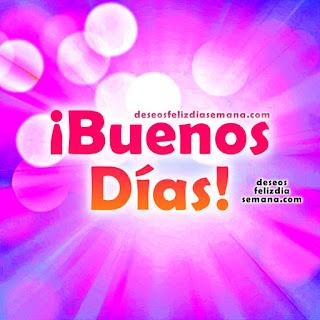 Frases bonitas de buenos días con video musical para amigos, feliz día, linda mañana con saludo positivo para mi familia de buenos deseos por Mery Bracho.