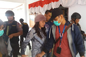(Breaking News) Bupati Kepulauan Talaud Sri wahyumi Manalip Di Tangkap KPK