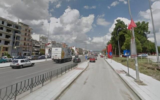 Θεσσαλονίκη: Ολοκληρώνονται οι μελέτες διαπλάτυνσης της οδού Λαγκαδά