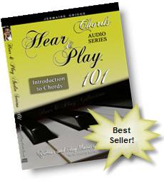 Chords 101: Hearandplay l LadyDpiano