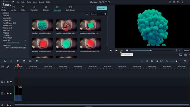 دورة تعلم وشرح filmora 9 تحميل مؤثرات فيلمورا 9 download filmora effect pack