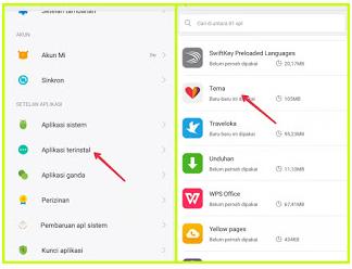 Cara Mengganti Font HP Xiaomi