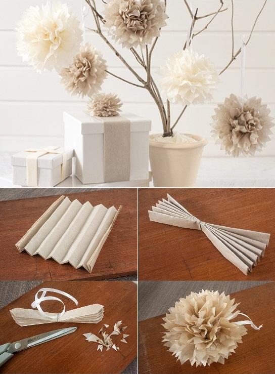 How To Make Santa In Paper