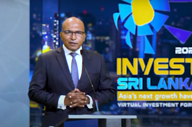 Colombo Stock Exchange – Towards A Quantum Leap CSE%2BChairman