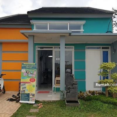 Warna cat rumah yang cantik dan kalem