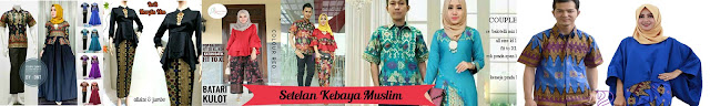 Kebaya Muslim Modern 2017