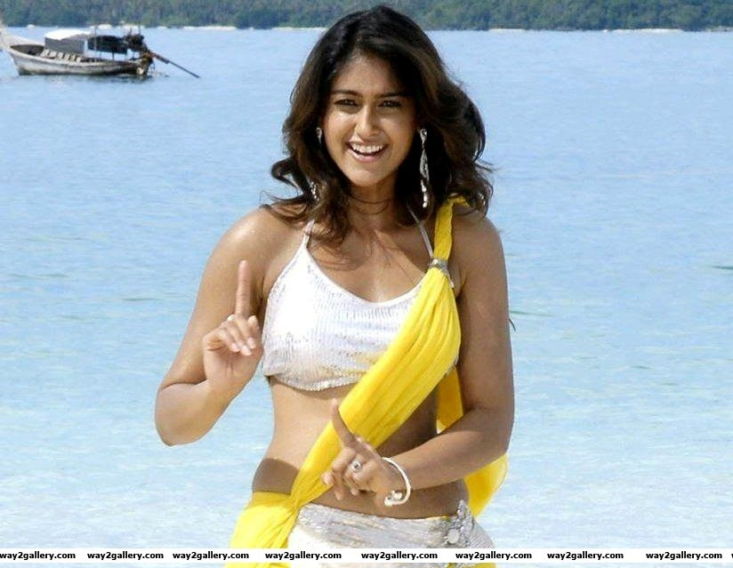 Ileana Hot in Saree new  hot and spicy gallery