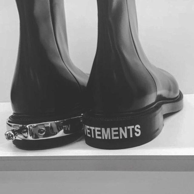 a4cc6e3a3dd7 Vetements X Church s   Derby shoes   Boots