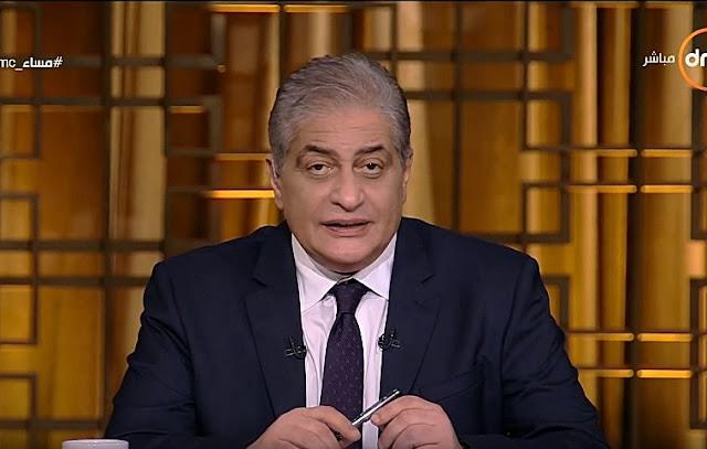 برنامج مساء dmc حلقة 13/2/2018 اسامه كمال مساء 13/2