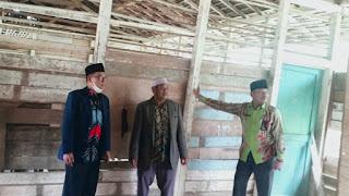 Melalui Pokirnya, Politisi Gerindra Sukardi Akan Bangun Madrasah di Riam Mengelai