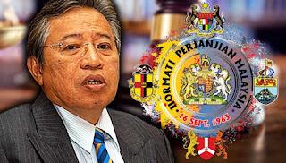 Pasukan Khas Negeri MA63 sedia jumpa PM dalam waktu terdekat — Abang Jo