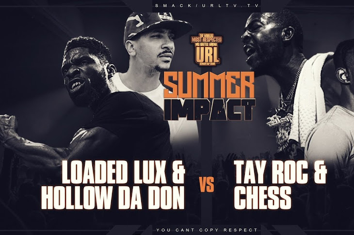 URL Presents:Loaded Hollows vs Tay Roc and Chess