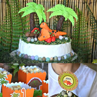 Dinosaur Birthday Party Ideas & Printables