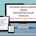 Penilaian Akhir Semester (PAS) Ganjil Matematika Wajib Kelas 10