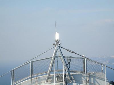 Luxsolar HIOL 360 derecelik yüksek yoğunluklu uçak ikaz lambası