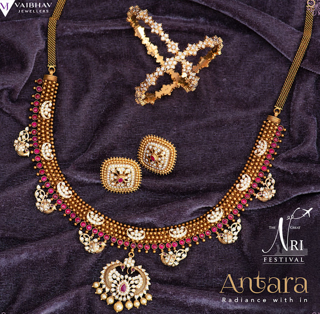 Coral Diamond Sets Exclusive by Vaibhav