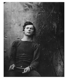 Portrait of Lewis Payne, Alexander Gardner,1865