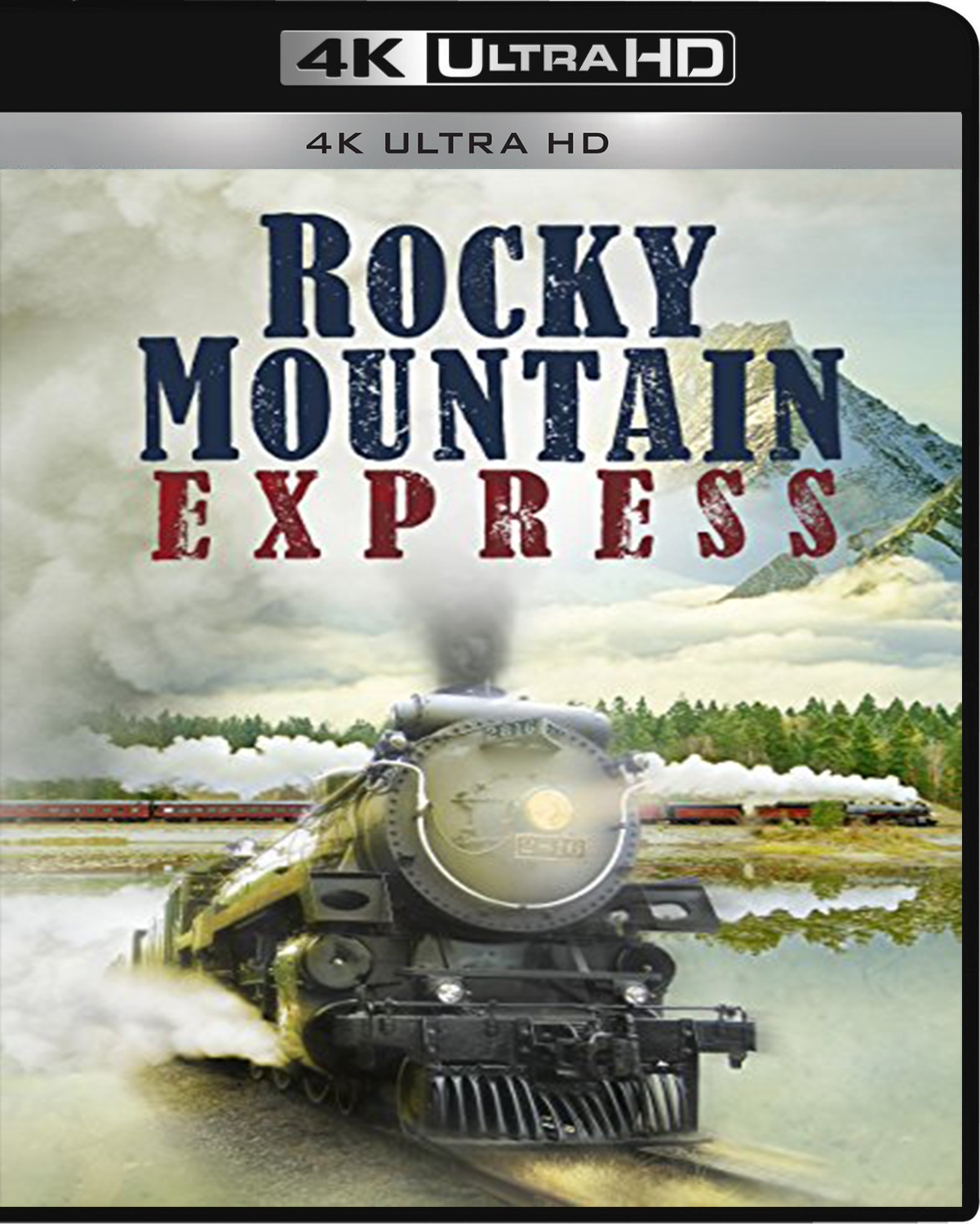IMAX: Rocky Mountain Express [2016] [UHD] [2160p] [Latino]