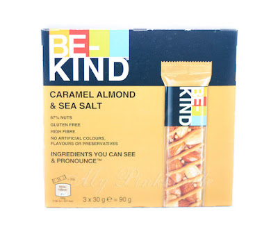 Be kind caramel almond & sea salt