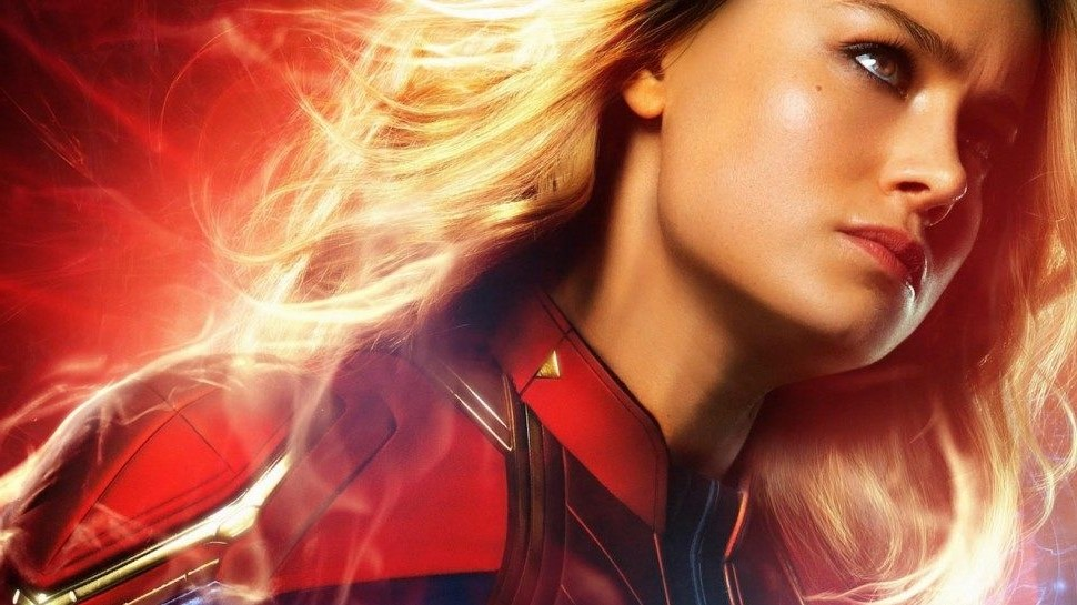 Captain Marvel : Everything We Know About Female Power, First Look | UltraTech4You