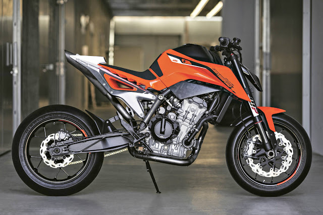 New 2019 KTM 790 Duke Bike 55