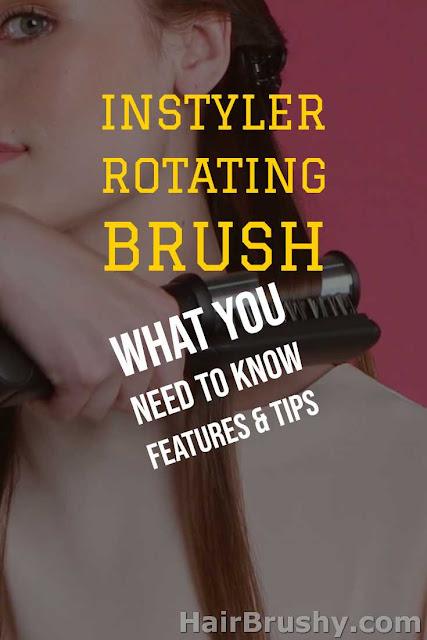 InStyler Rotating Brush