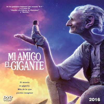 Mi amigo el gigante - [2016]