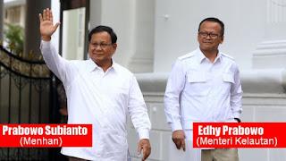 Penangkapan Menteri Edhy Adalah Pukulan Telak Bagi Prabowo-Gerindra, Netizen: Makanya Jangan Berkhianat