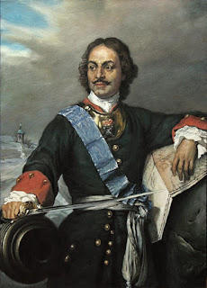 Peter I the Great - Czar of Russia