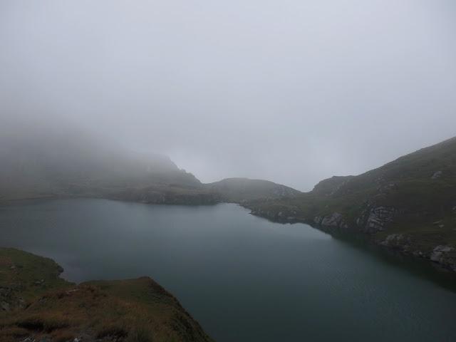 Lacul Capra 2249 m.n.p.m.