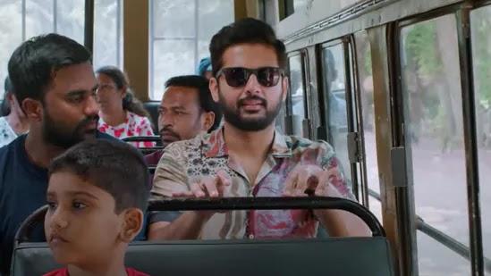 Salah satu adegan film Maestro Telugu