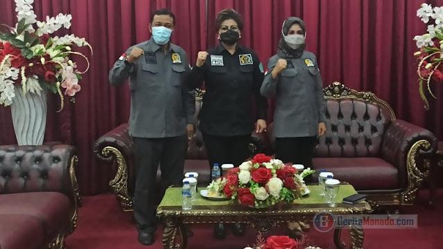 Senator Mohammad Fadil dan Evi Avita Maya Terkesan Dengan Toleransi di Sulut