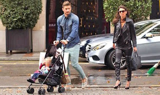 Giroud And Family