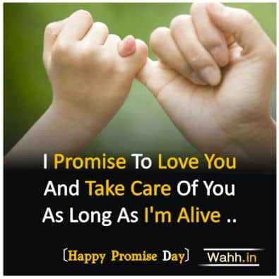Promise Day Facebook Messages