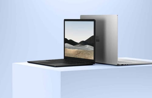 Microsoft announced Surface Laptop 4