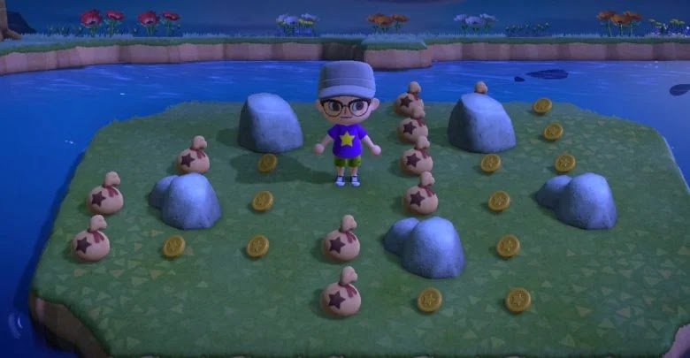 What are berries and what are they for in Animal Crossing: New Horizons