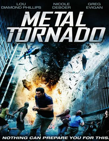 Metal Tornado 2011 Hindi Dual Audio 300MB BluRay x264 480p