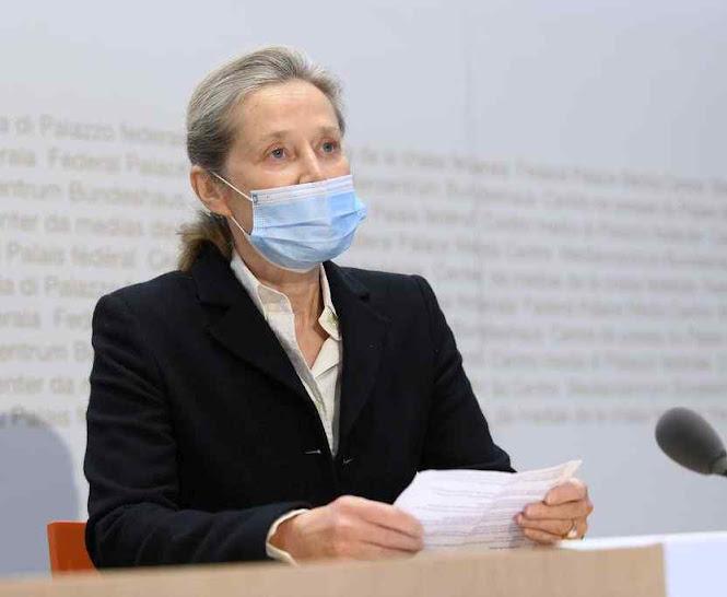 A bióloga Antoinette Gilson lança campanha contra pesticidas recusada pelo povo suíco
