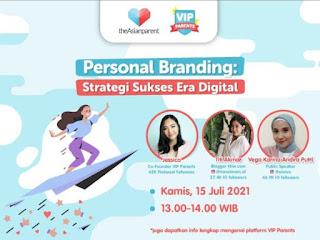 flyer personal branding