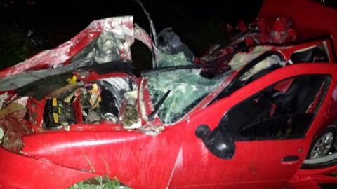 Três pessoas da mesma família morrem em acidente na BR 163 em Lindoeste