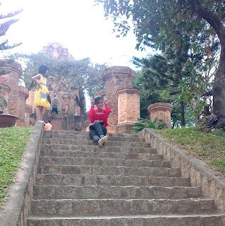 Pagoda Po Nagar a Nha Trang