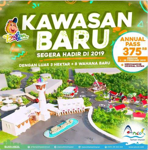Promo Harga Tiket Dufan Terbaru Agustus 2019
